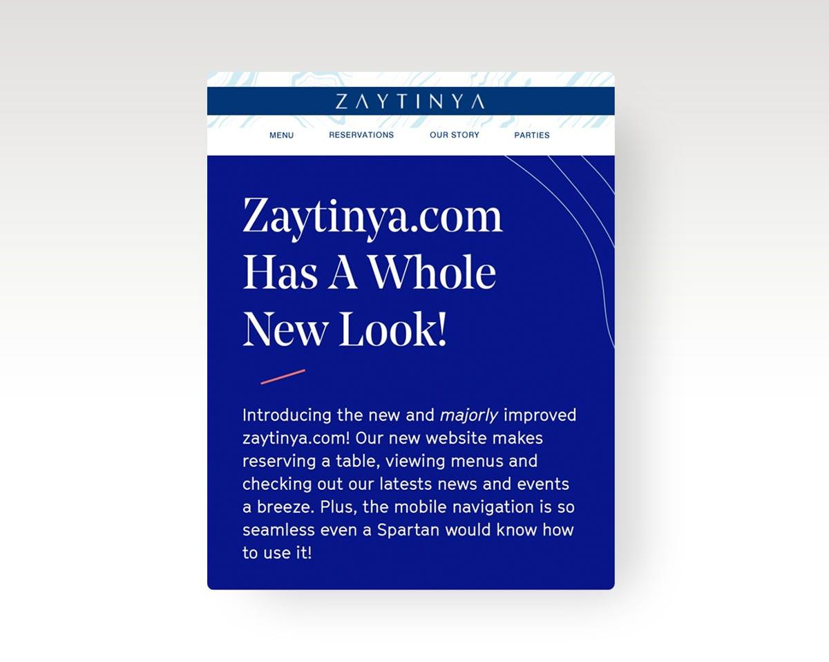Zaytinya