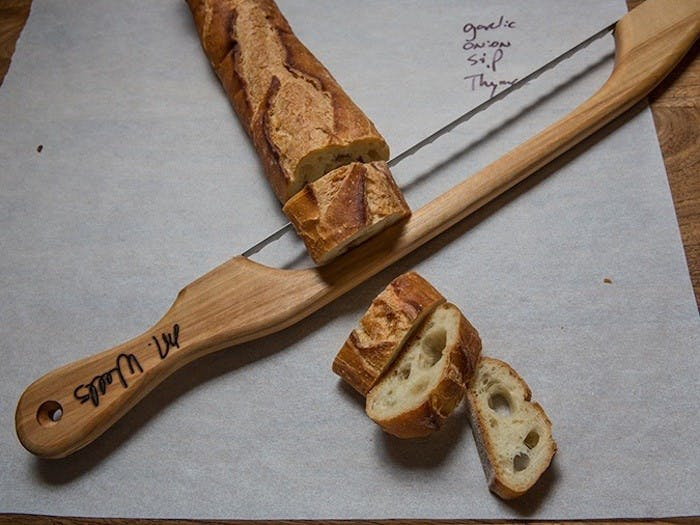 M. Wells' Bread Saw