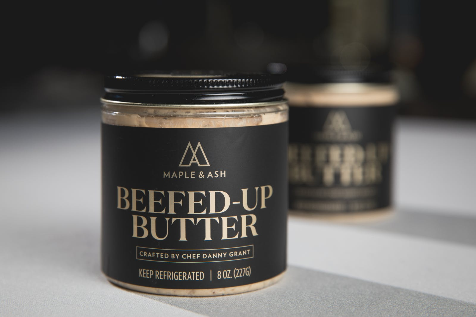 Maple & Ash's Beefed-Up Butter