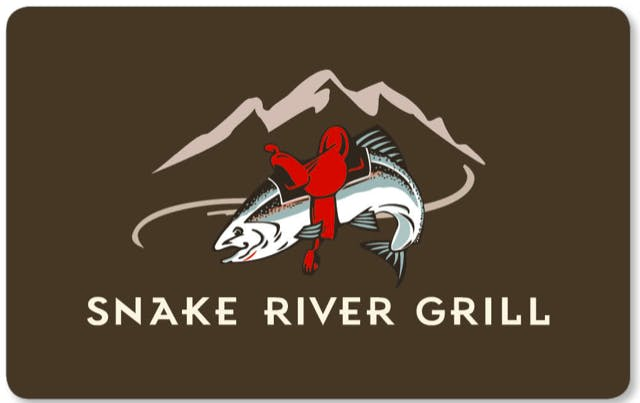 Snake River Grill's gift card