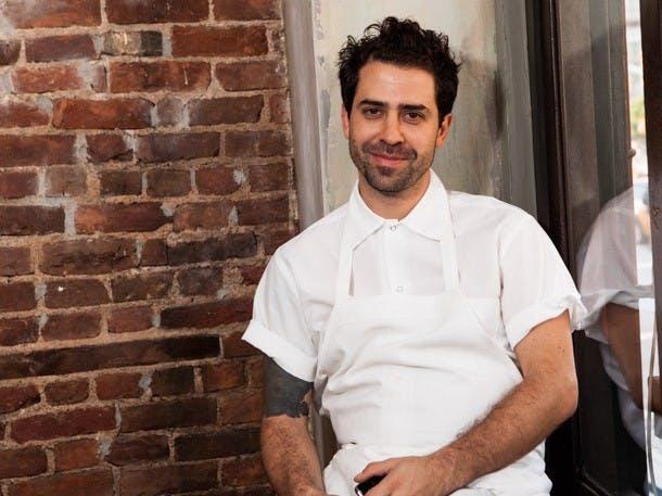 Chef Ignacio Mattos