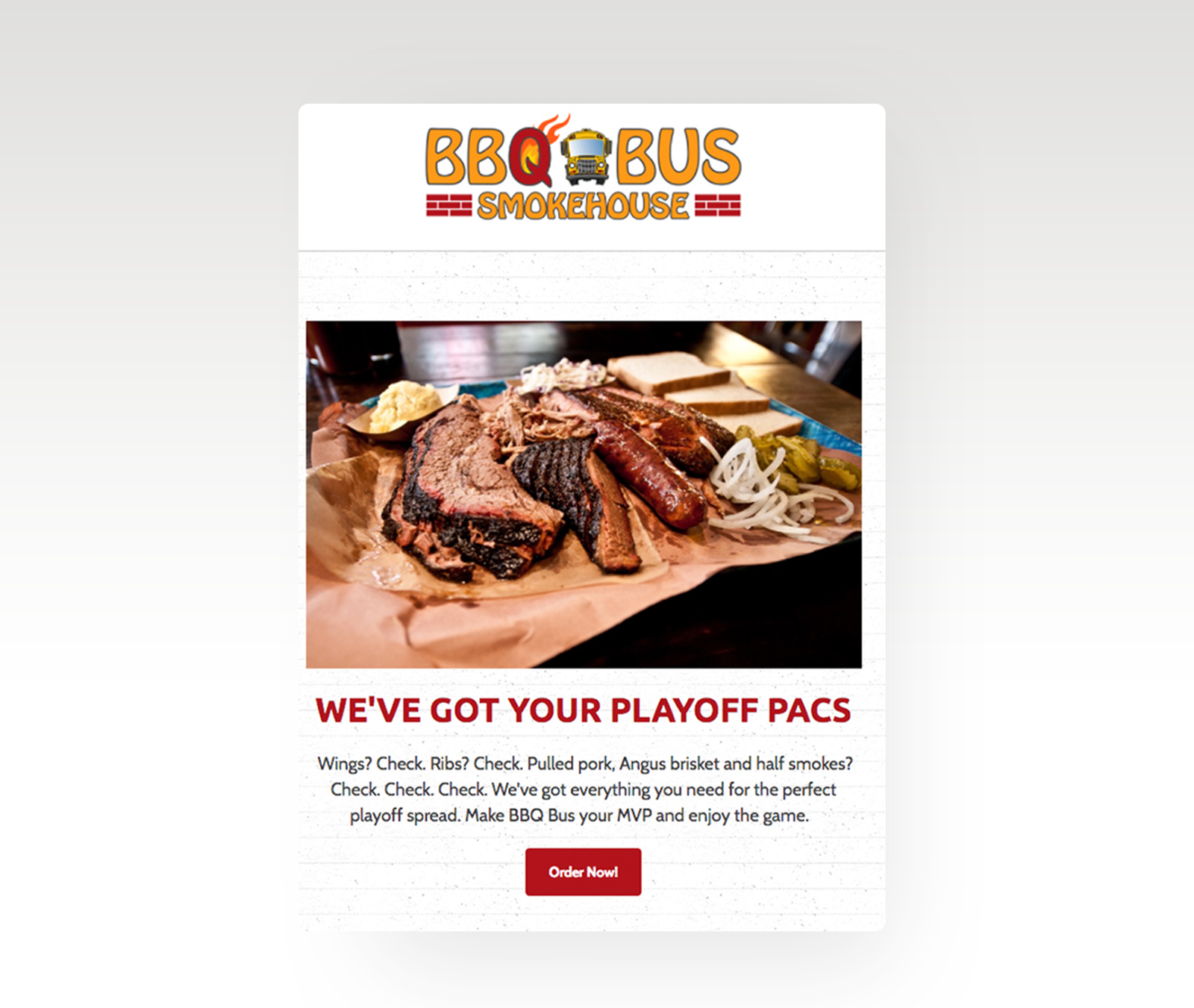 BBQ Bus email