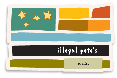 Illegal Pete's Home