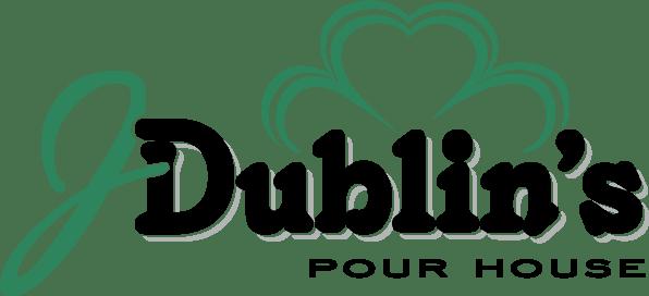 Menus J Dublin S Pour House