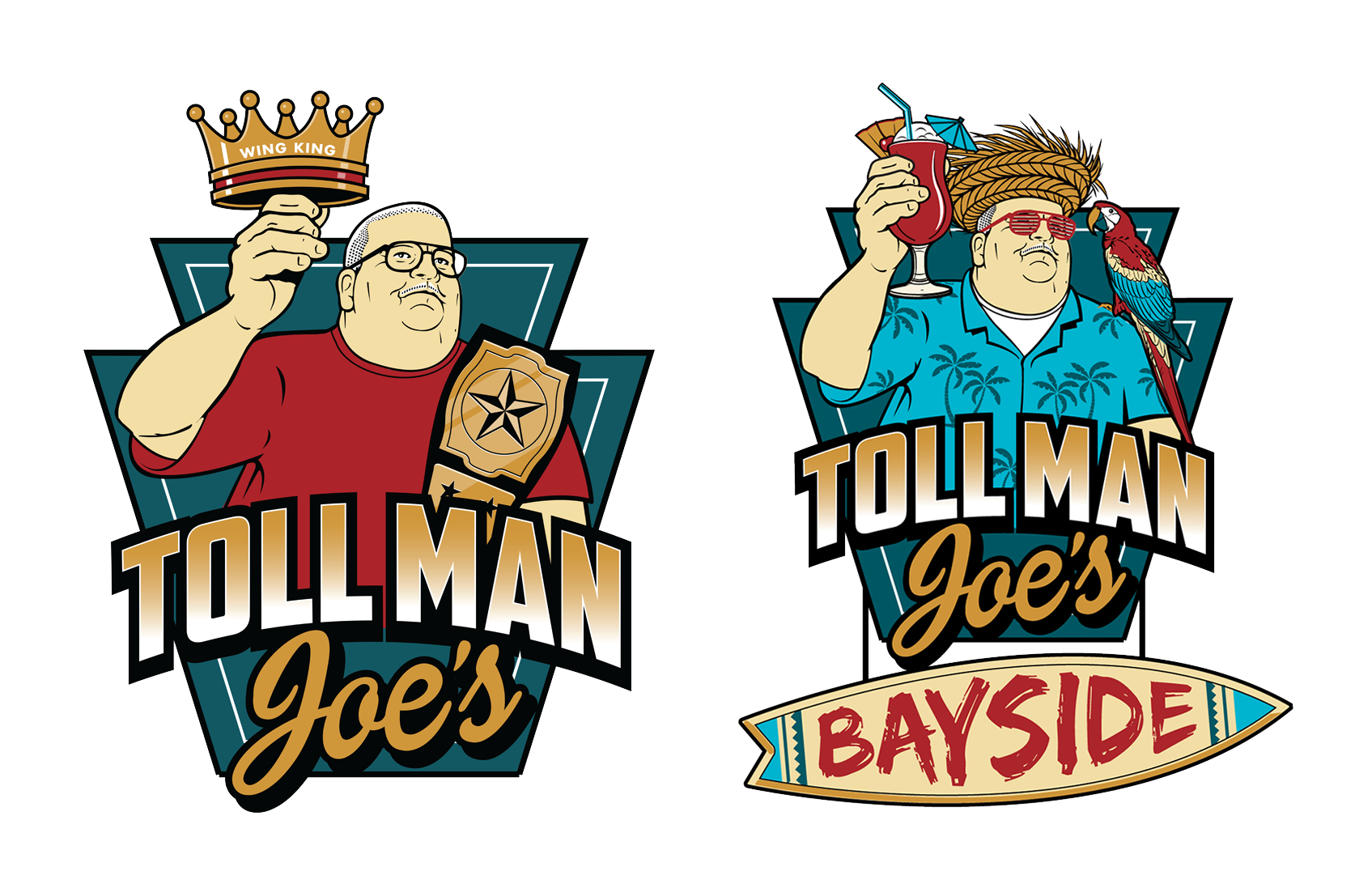 Toll Man Joe's